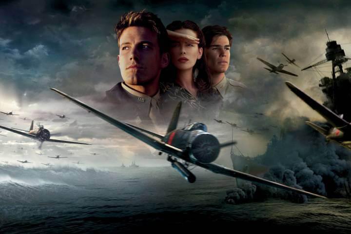 Pearl Harbor promotional art