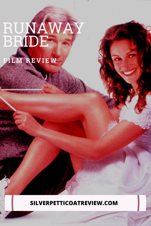 Runaway Bride Film Review - pinterest image