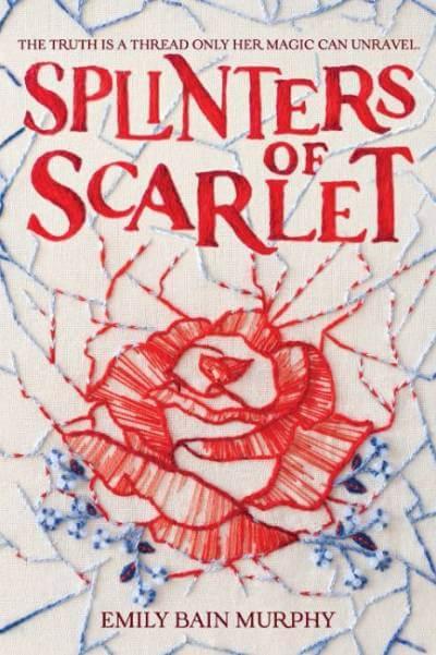 Splinters of Scarlet book cover