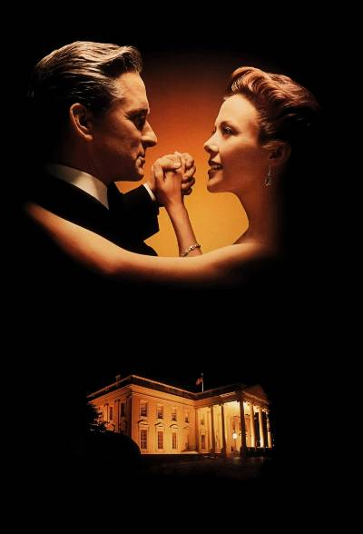 The American President film; romantic 4th of july movies