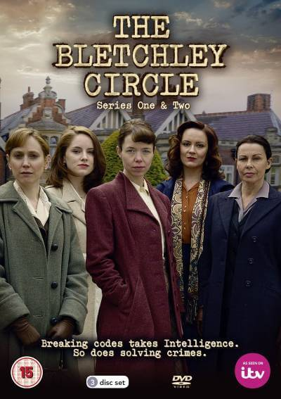 The Bletchley Circle poster (best period dramas on Amazon prime)