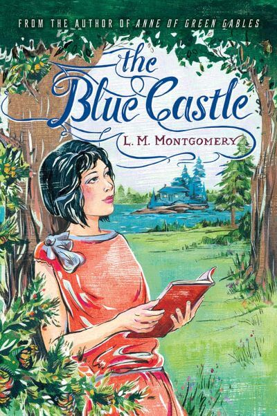 the blue castle book cover; your august 2020 read