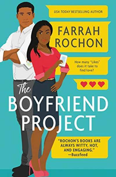 The Boyfriend Project Cover
