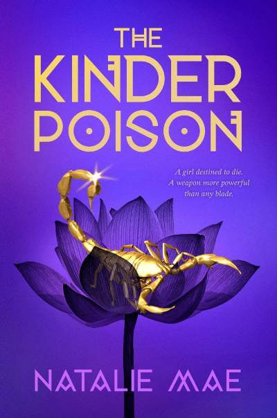 The Kinder Poison Book Cover