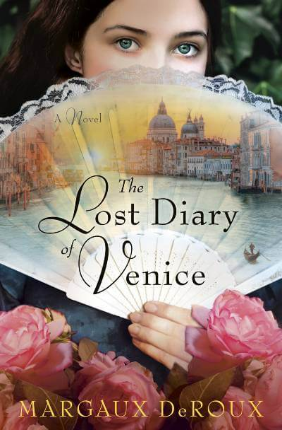 The Lost Diary of Venice Cover