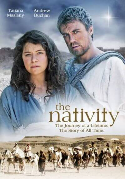 The Nativity TV poster