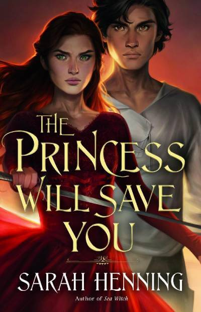 The Princess Will Save You Book Cover