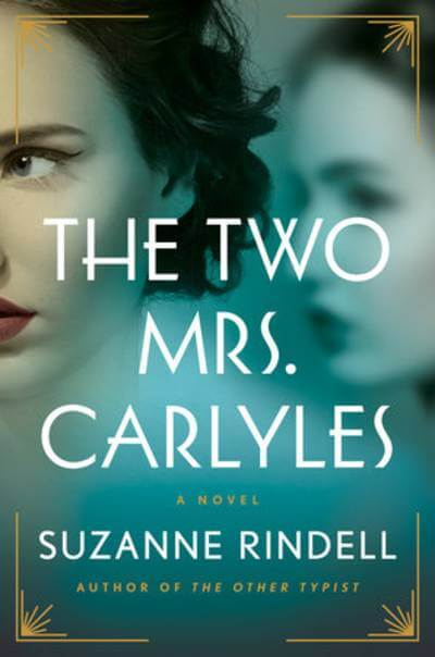 The Two Mrs Carlyles Book Cover