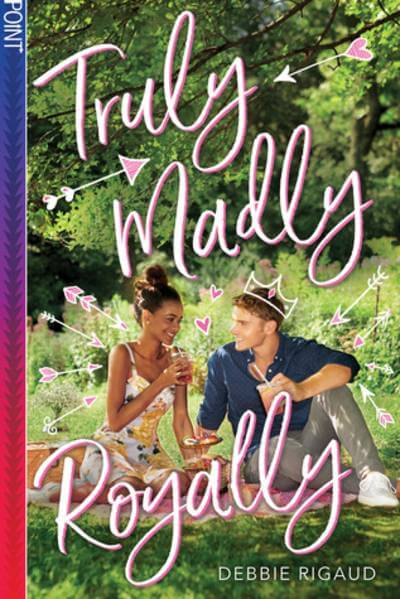 Truly Madly Royally book cover (mini book reviews)