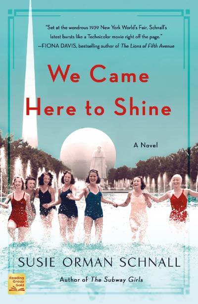 We Came Here to Shine Cover