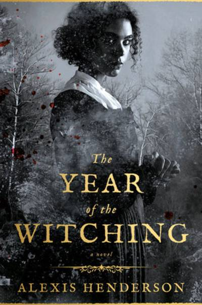 The Year of the Witching Book Cover