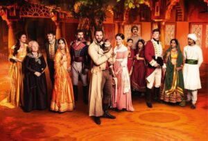 Beecham House cast promotional photo