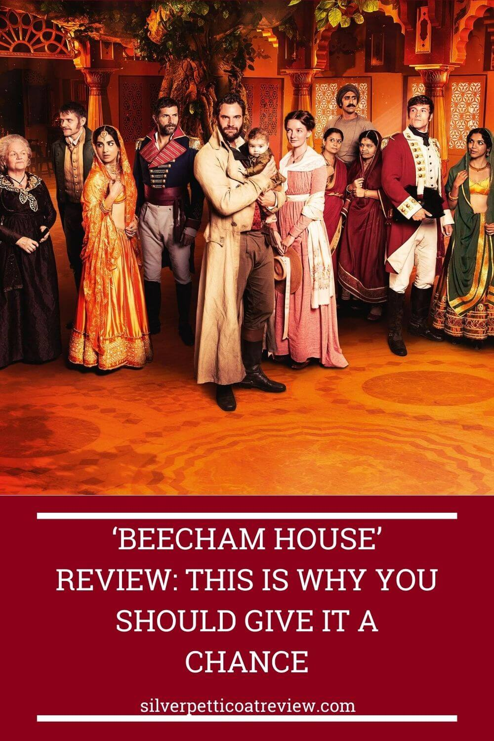 'Beecham House' Review: This is Why You Should Give It a Chance: Pinterest image