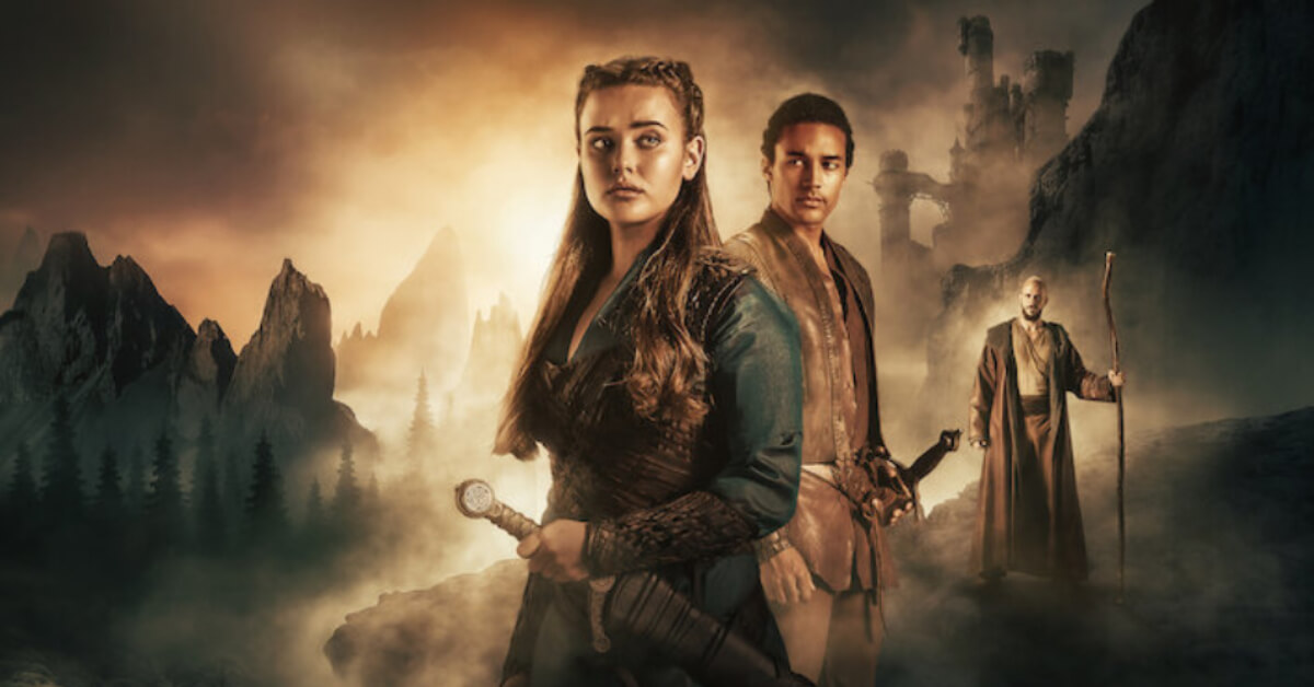Cursed on Netflix – Watch an Arthurian Prequel about Magic and Destiny Facebook Image