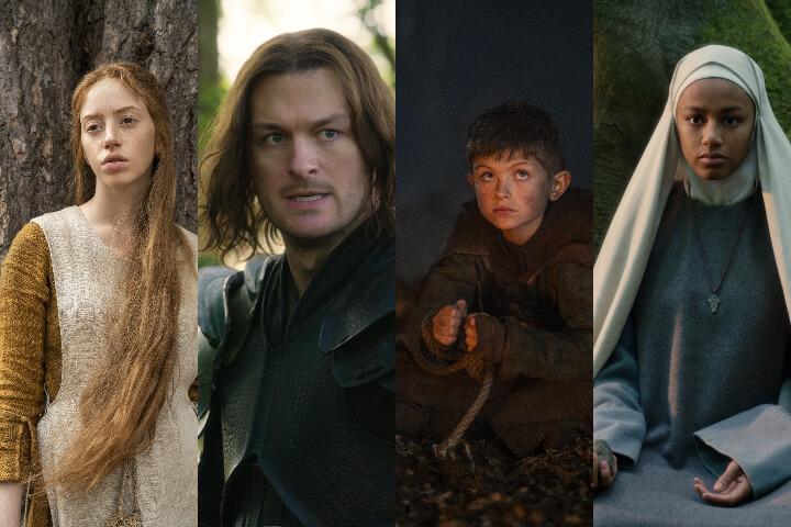 Pym, Gawain, Squirrel, and Morgana - Cursed