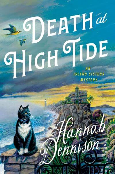 Death at High Tide Cover