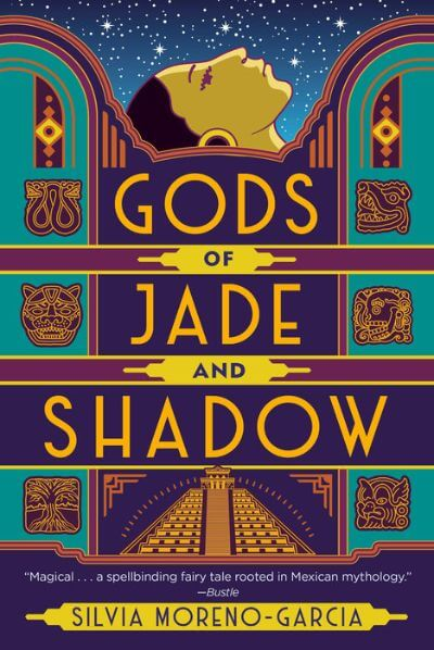 Gods of Jade and Shadow Book Cover: August Fiction Book Reviews