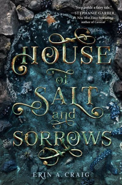 The House of Salt and Sorrows book cover: August Fiction Book Reviews