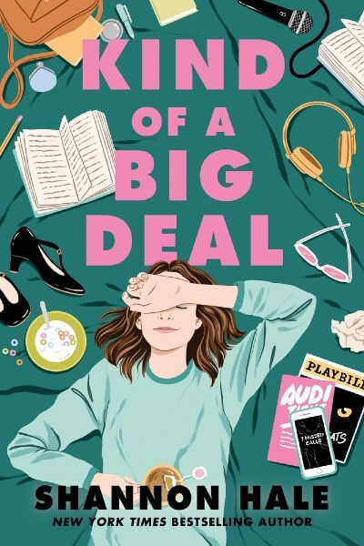 Kind of A Big Deal Book Cover: August Fiction Book Reviews
