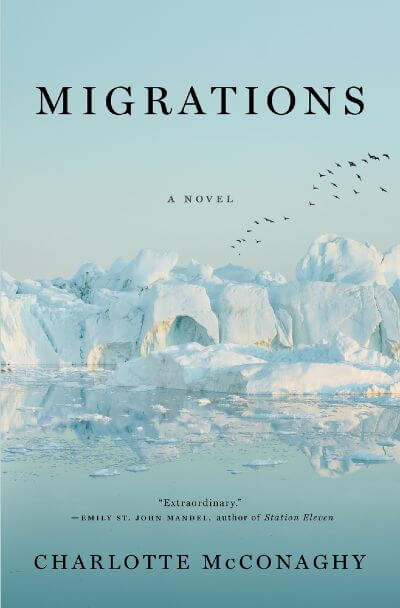 Migrations Book Cover: August fiction book reviews