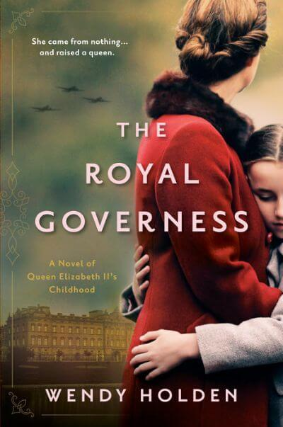 The Royal Governess Cover