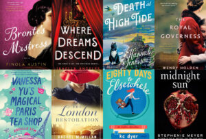 The Top Ten New Book Releases in August Top Featured Image