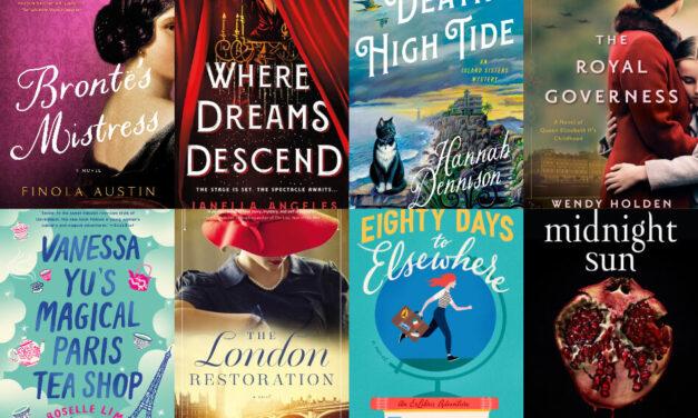 The Top Ten New Book Releases in August