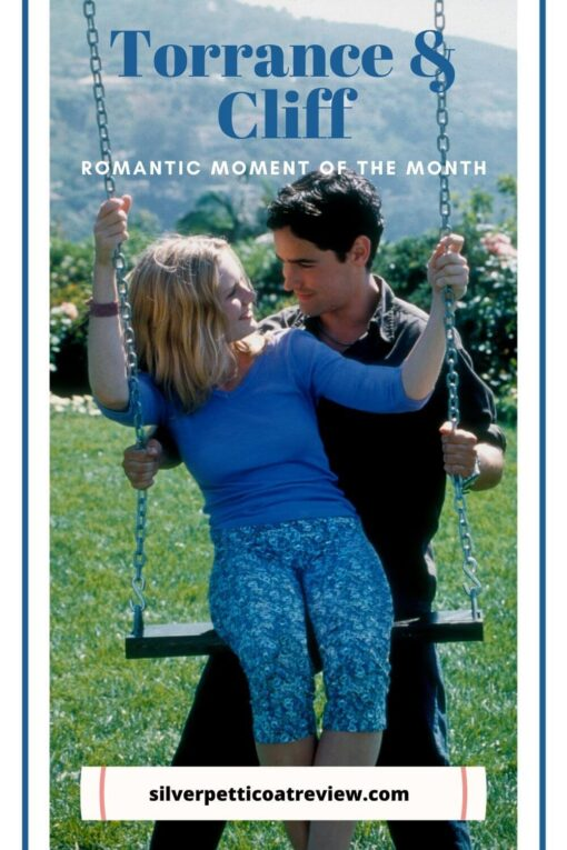 Torrance and Cliff: Romantic Moment of the Month