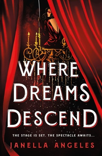Where Dreams Descend Cover - The Top Ten New Book Releases in August