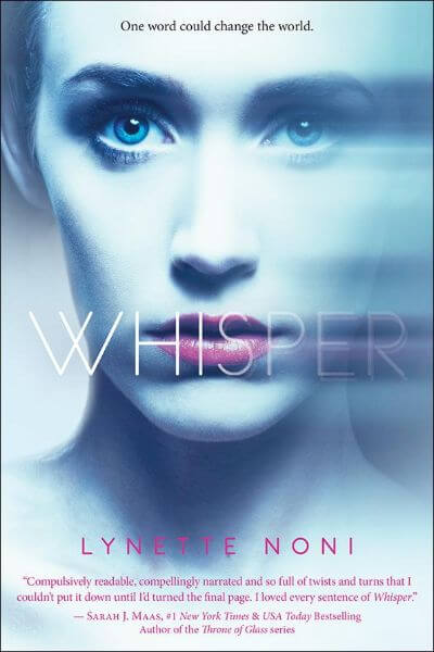 Whisper Book Cover: August Fiction Book Reviews