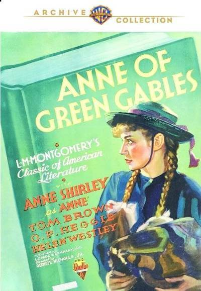 Anne of Green Gables 1934 poster