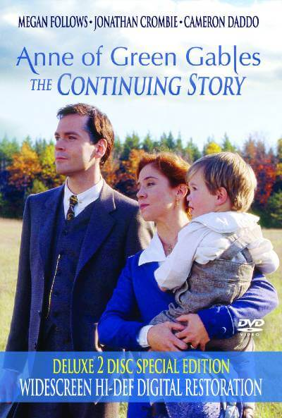 Anne of Green Gables The Continuing Story poster
