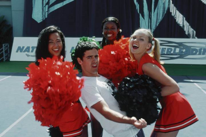 Bring it On's Torrance and Cliff