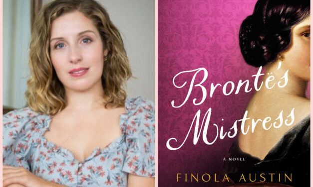 The Brontës and the Victorian Mrs. Robinson – Finola Austin On 'Brontë's Mistress'