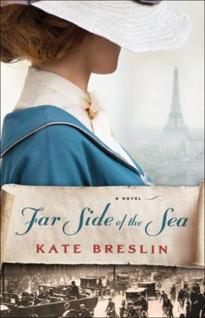 Far Side of the Sea by Kate Breslin; christian historical romance novels