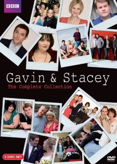 Gavin & Stacey DVD cover