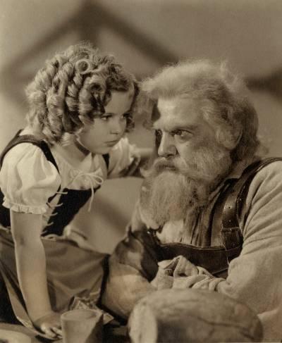 Heidi 1937 starring Shirley Temple promo image