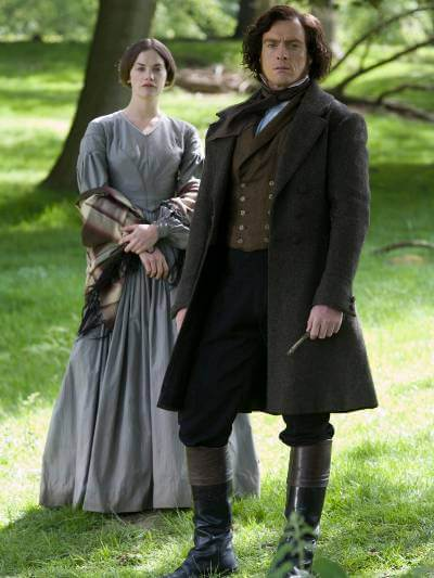 Jane Eyre 2006 promotional image; best Britbox shows with romance