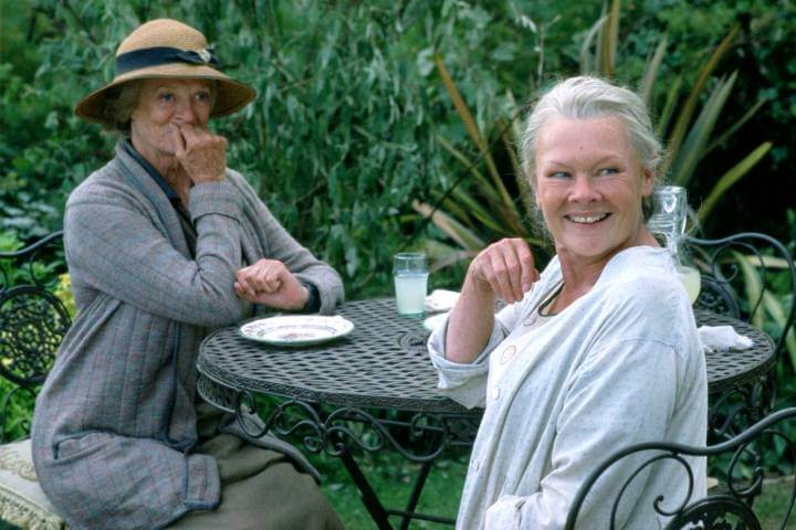 Ladies in Lavender starring Maggie Smith and Judi Dench