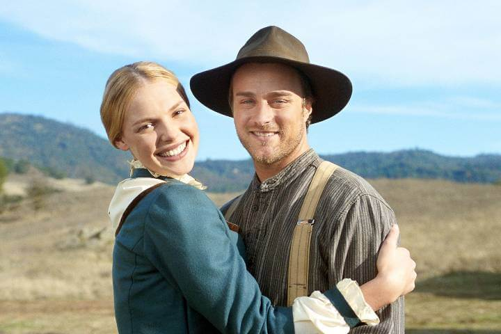 Love Comes Softly with Katherine Heigl - promo image