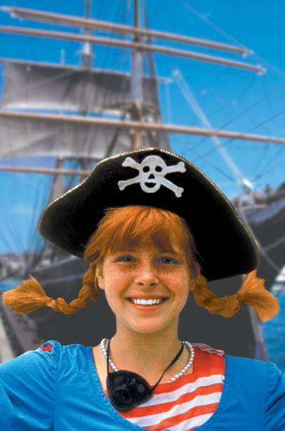 The New Adventures of Pippi Longstocking 1988 movie promo image