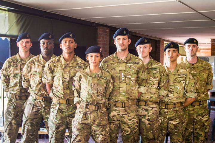 Our Girl promotional photo; best Britbox shows