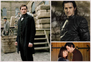 Richard Armitage collage