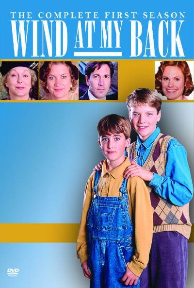 Wind At My Back DVD cover; period dramas like Anne of Green Gables