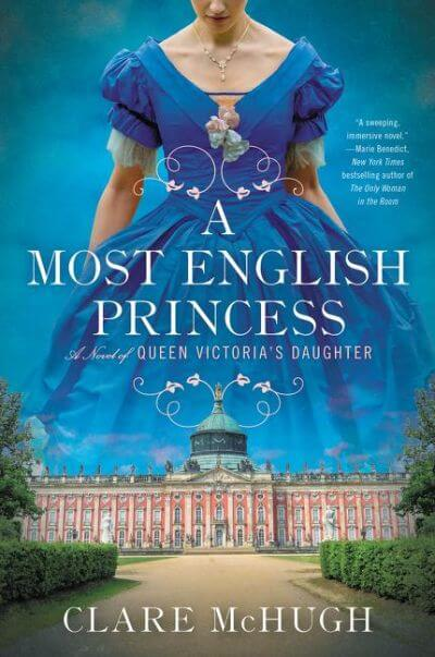 A Most English Princess Book Cover