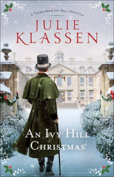 An Ivy Hill Christmas Book Cover