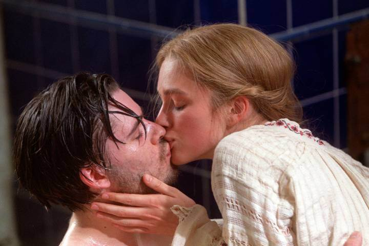 Doctor Zhivago 2002 with Hans Matheson and Keira Knightley