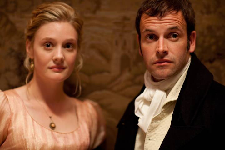 Emma and Knightley; iconic couples on BritBox