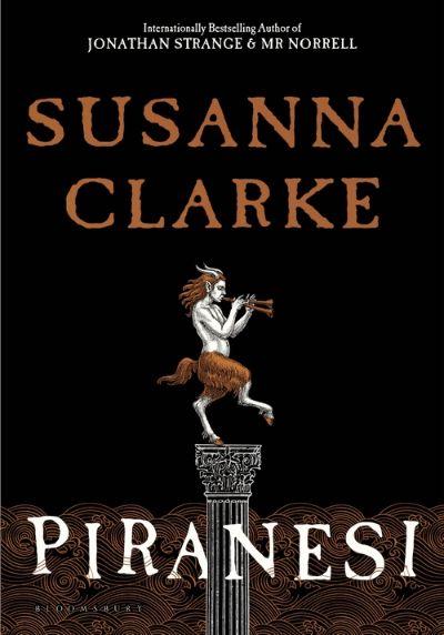 Piranesi Book Cover