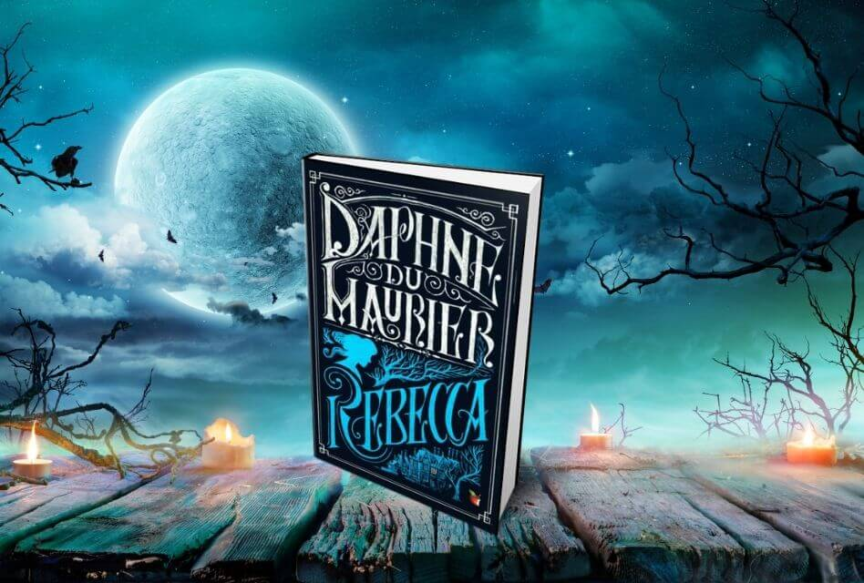 SIlver Petticoat Book Club October 2020 read is Rebecca by Daphne Du Maurier